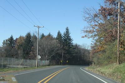 Bushkill Falls November 6 2011