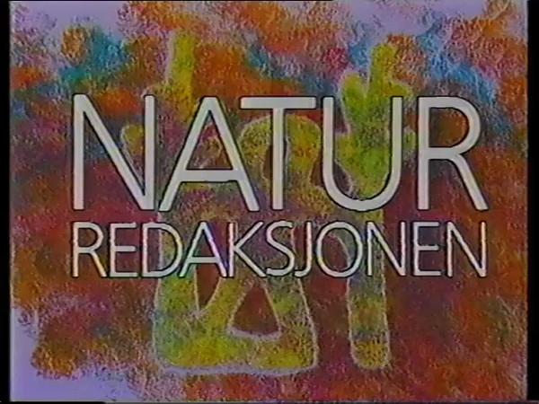 Intervju i Naturredaksjonen 17 nov. 1986 i anledning Wildscreen'86 i Bristol 8-14 okt. 1986 arrangert av BBC.