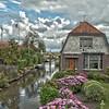 Huis in Hindeloopen_HDR2