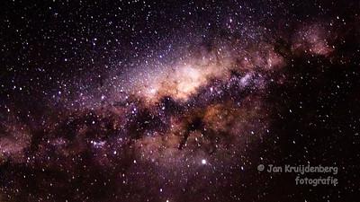 2019 Melkweg vanuit Namibië