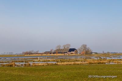 Natuurgebied Koningslaagte Groningen
