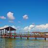Boathouse in the Sun