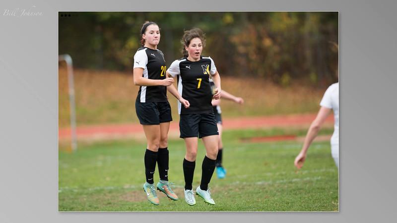 Nauset Girls Soccer Playoff Game