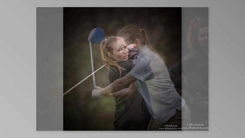 Girls Varsity Golf 2017