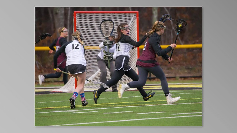 Nauset Girls Varsity LAX Video Slideshow 2017-18