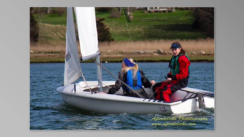Nauset Coed Sailing video Slideshow 2018-2019