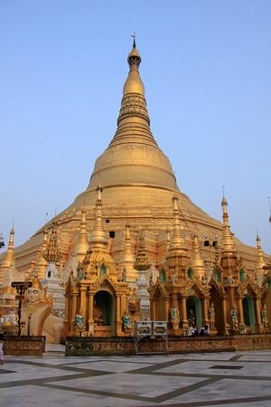 Bangkok to Rome - Oceania's Nautica 2014