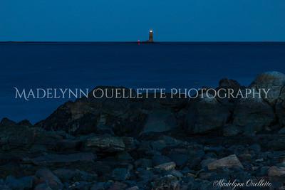 Whaleback Lighthouse Beacon