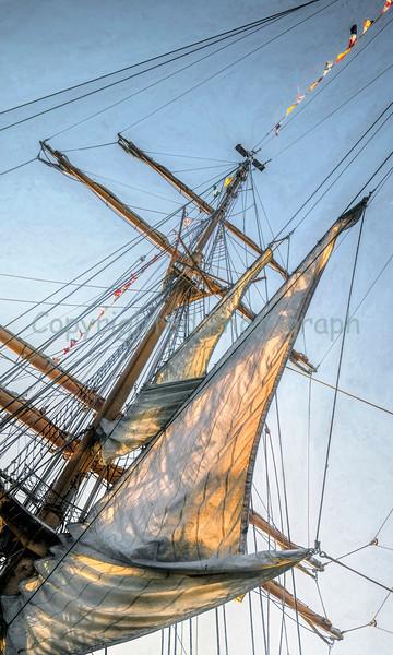 Sails, Shrouds & Spars