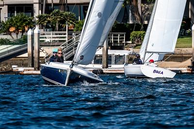 2020 Balboa Yacht Club Champ Regatta