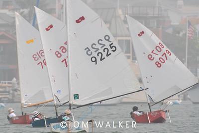 2020 Little Old Ladies regatta, Balboa Yacht Club, Corona del Mar, CA