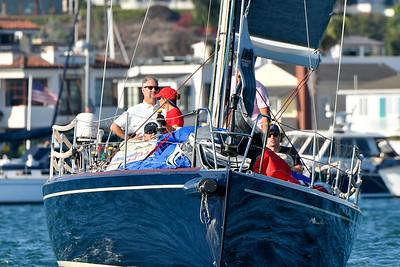 July 1, 2021 Beercan Racing Newport Harbor, CA