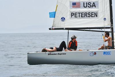 USA 2021 Youth Match Racing Championship