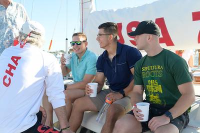 USMC Beercan Racing, Balboa Yacht Club, Corona Del Mar, California