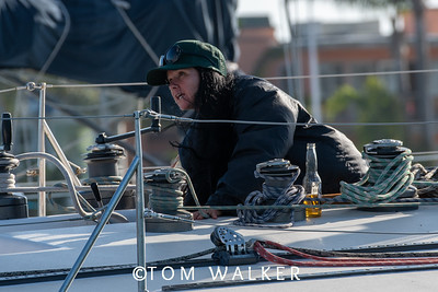 Beercan Series Yacht racing in Newport Beach, Ca
