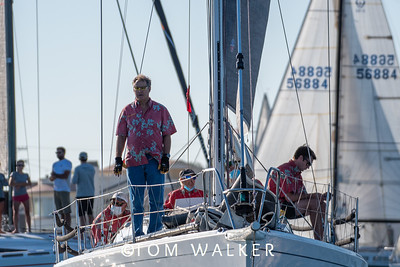 Beercan Yacht Racing in Be