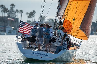 June 11, 2015 Balboa Yacht Club Beercan Race