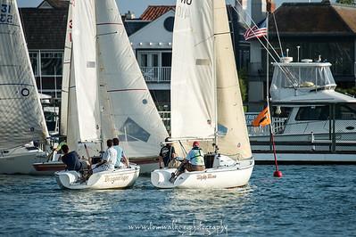 Newport Harbor Beercan Regatta