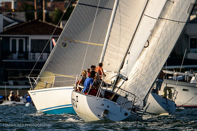 Newport Harbor Beercan Race Photos