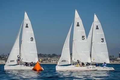 Tom Waker Boating Lifestyle and Yacht Photography - Balboa Yacht Club Team Racing REgatta