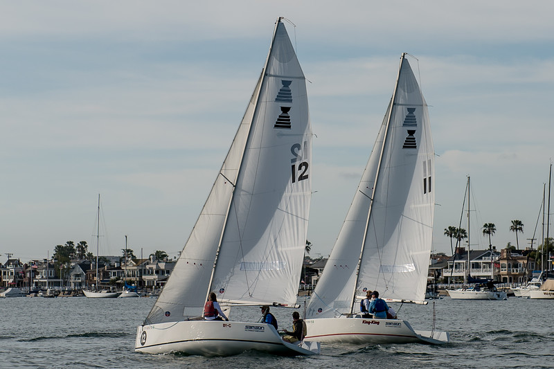 BYC Invitational Team Racing Regatta Practice (15 of 15)