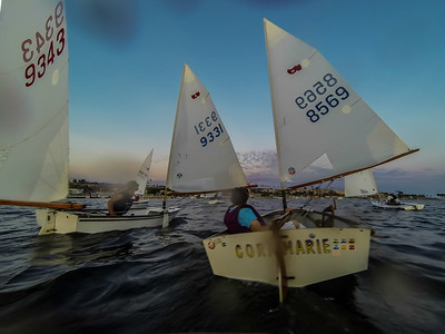 Photograph of Balboa Yacht Club's Twilight Regatta Series