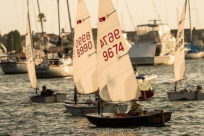 Newport Harbor Twilight Series Photo
