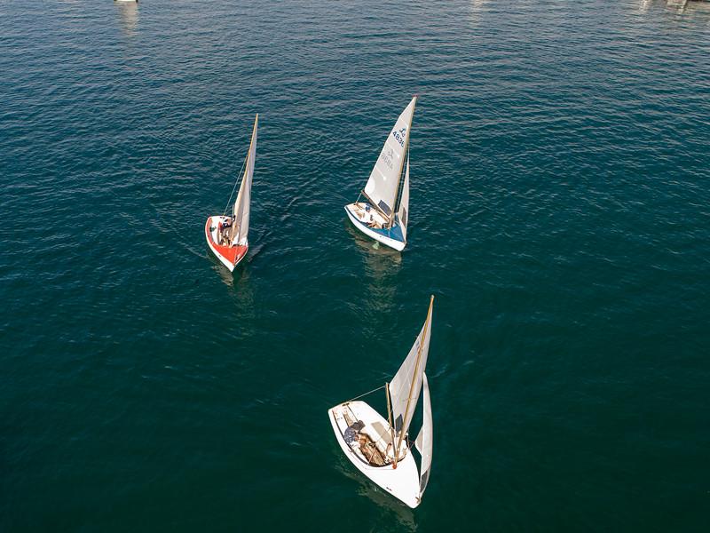 2019 CHOC Regatta Inside / One Design, Balboa Yacht Club, Corona Del Mar, California Tom Walker photography