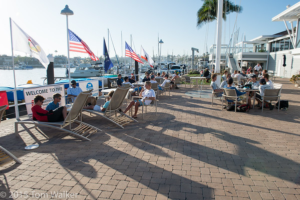 June 18-21, 2015 Balboa Yacht Club Rose Cup Match Racing Photos from Friday