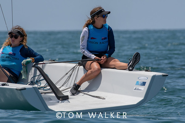 2018 Governor's Cup Match Racing Regatta,  Balboa Yacht Club,  Corona del Mar, CA ©Tom Walker