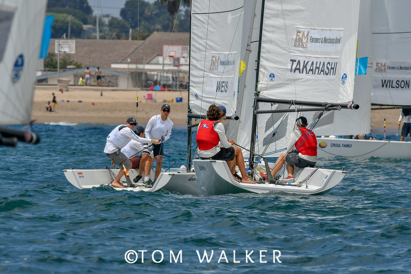 Takahasi and Weis mixing it on day one of Gov Cup 2018