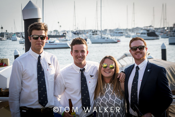 7/17/178:05:24 AM---Opening Ceremonies of the Governor's Cup Match Tacing regatta hosted by Balboa Yacht Club | Photo Tom Walker