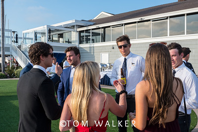 7/17/178:09:58 AM---Opening Ceremonies of the Governor's Cup Match Tacing regatta hosted by Balboa Yacht Club | Photo Tom Walker