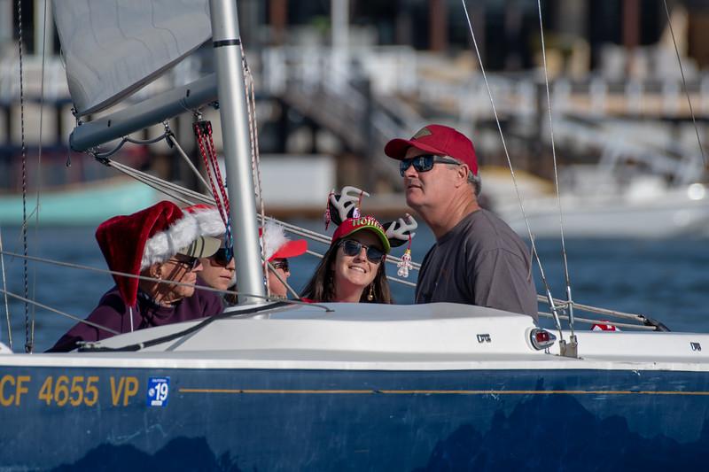 Portsmouth Folly Regatta 2018 Balboa Yacht Club, Corona del Mar, CA