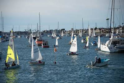 Photo of Portsmouth Folly regatta at the Balboa Yacht Club, Corona Del Mar, CA 2012