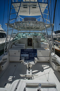 Photos of the Newport In The Water Boat Show , Newport Beach California 2013.
