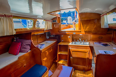Photos of the Newport In The Water Boat Show