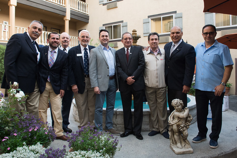Newport To Ensenada Mayor's REception Reception