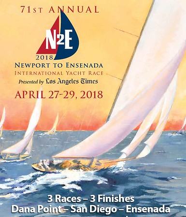 2018 Newport to Ensenada Race VIP Reception