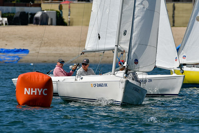 Horbor 20 Fleet One Championships Regatta, Newport Harbor Yacht Club