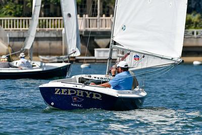 Horbor 20 Fleet One Championships Regatta, Newport Harbor Yacht Club