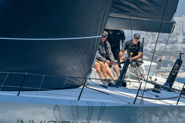 CAL RACE WEEK - Saturday On The Water Photos