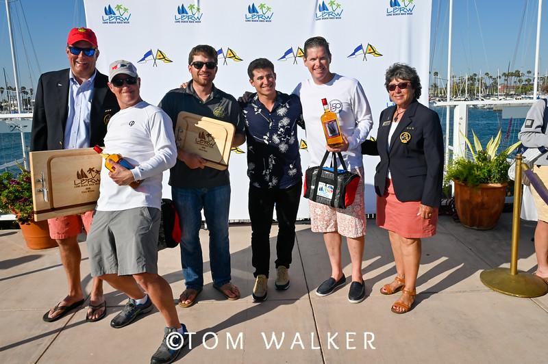 2019 Ullman Sails Long Beach race Week Awards
