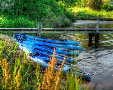 Blue Boats 3798
