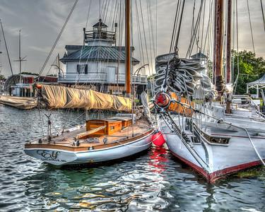 Sailing ships 3912