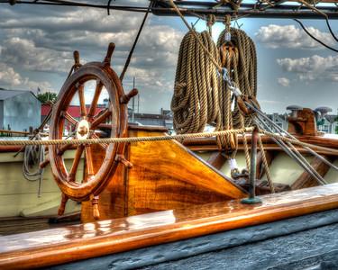 Ships Wheel 7653