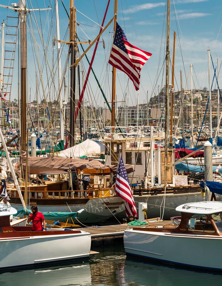 2016 San Diego Wooden Boat Fest