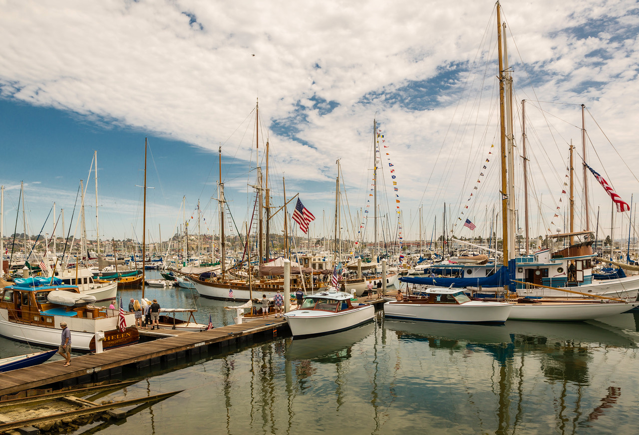 San Diego Wooden Boat Fest