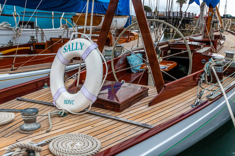 10 Meter Sally