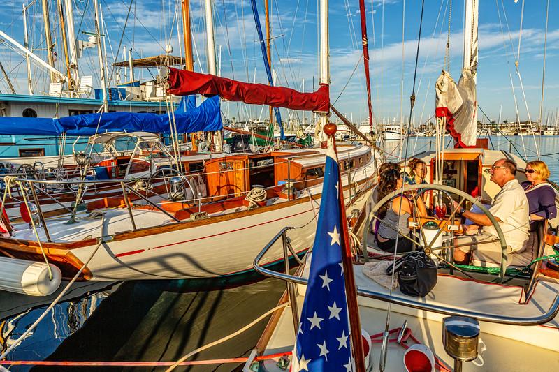 Concurs d'Elegance 2019 at San Diego Yacht Club